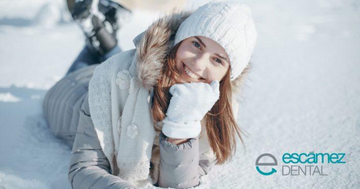 Por una mejor salud dental en invierno - Cuidados dentales frío