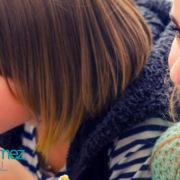 adolescentes con ortodoncia estética