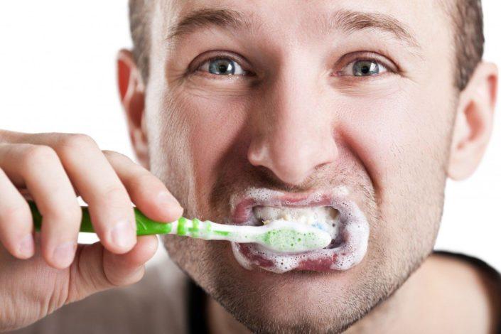 la abrasión dental y sus consecuencias